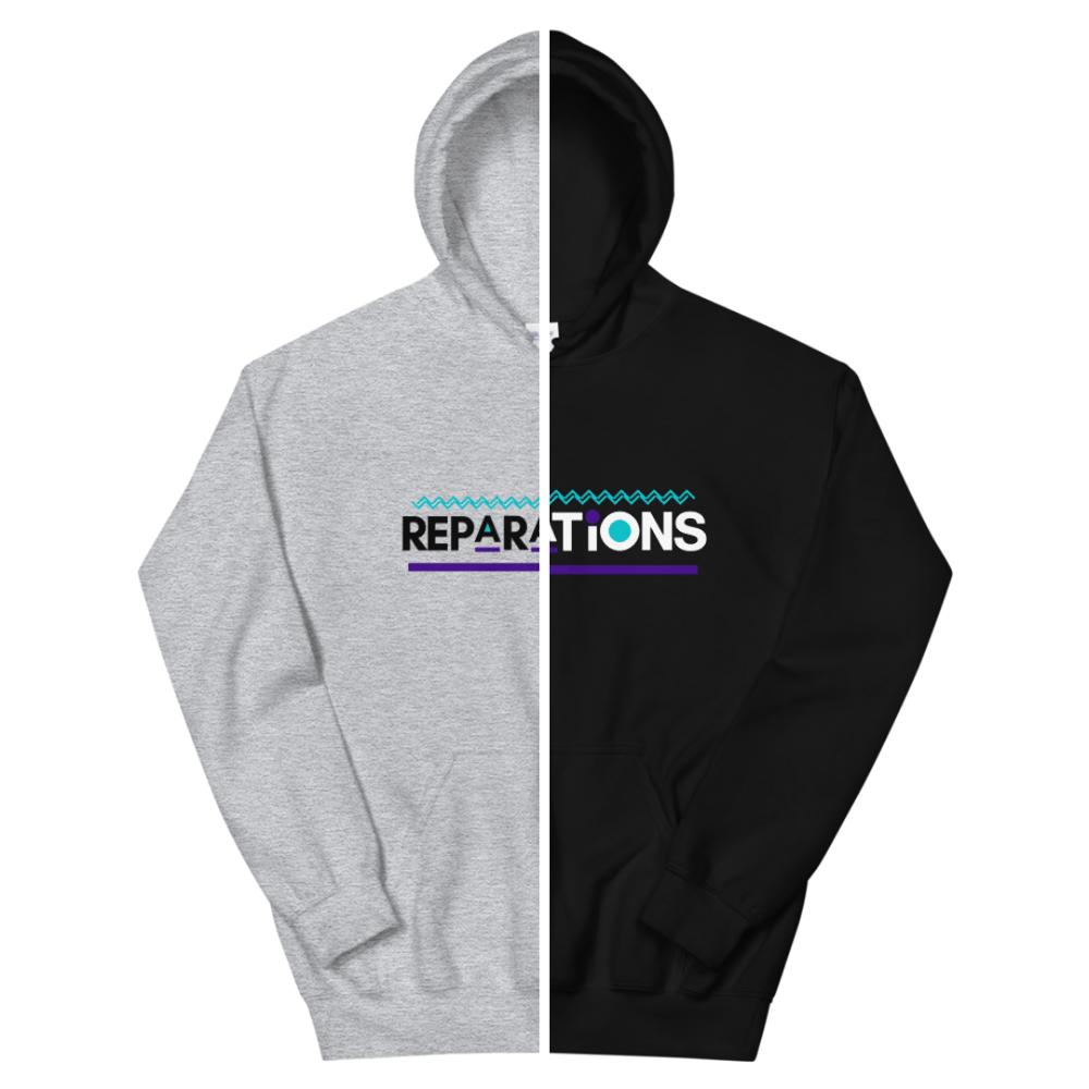 Image of Reparations Hoodie