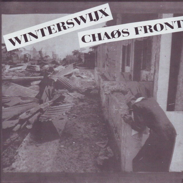 Image of Winterswijx Chaos Front - s/t 7""