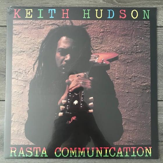 Image of Keith Hudson - Rasta Communication Vinyl LP