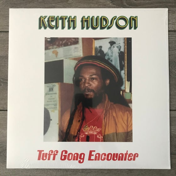 Image of Keith Hudson - Tuff Gong Encounter Vinyl LP