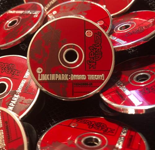 Image of LP (Hard Enamel Pins)