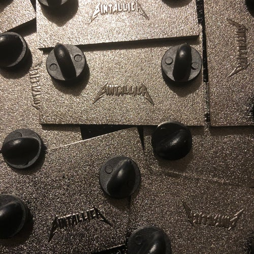 Image of The Weeknd Starboy (Hard Enamel Pin)