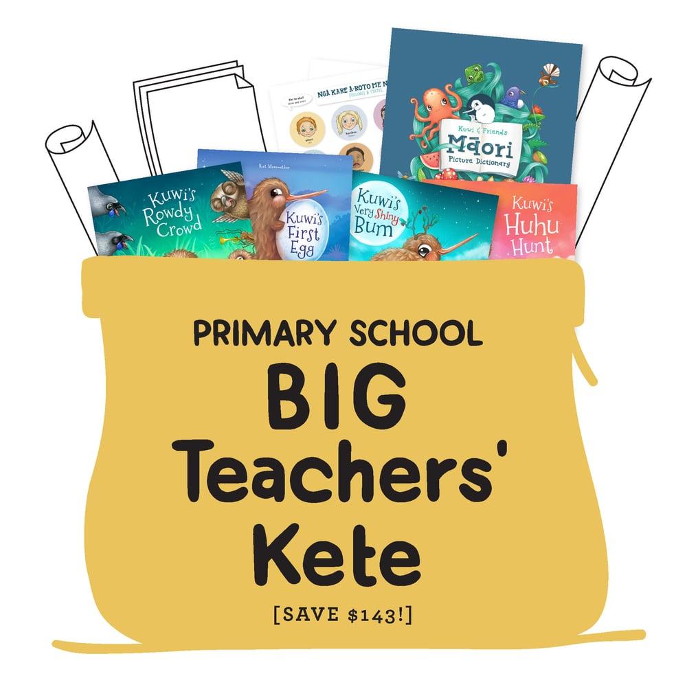 BIG Teachers' Kete [Primary School]