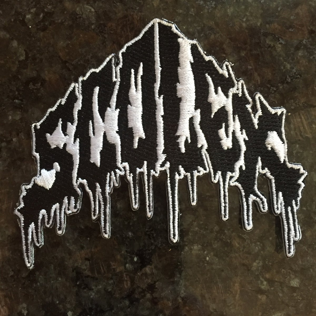 Image of SCOLEX EMBROIDERED PATCH