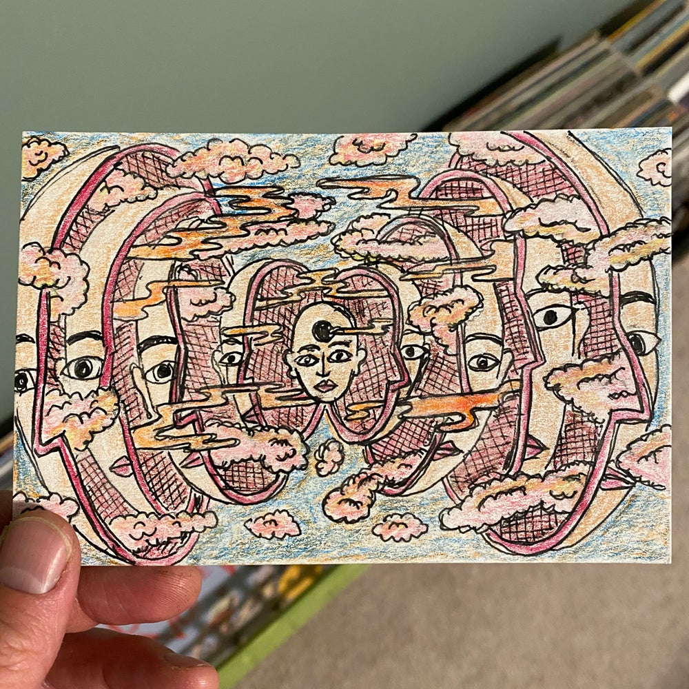Image of reexploder (mail art)