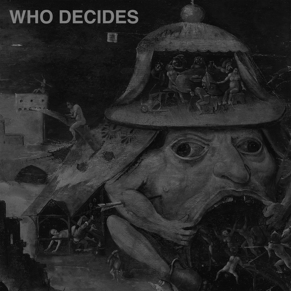 Image of Who Decides - Who Decides CS