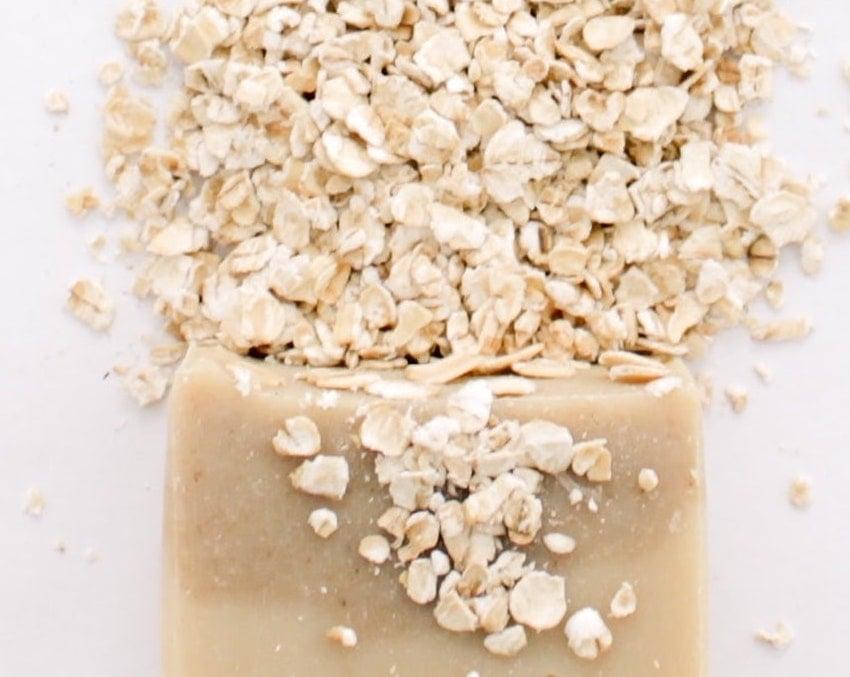 Image of Oatmeal Sugar Scrub Bar