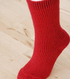 Image of Possum Socks - 2 pair Set - Plain Sailing