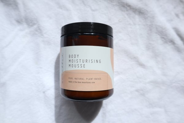 Image of Body Moisturising Mousse