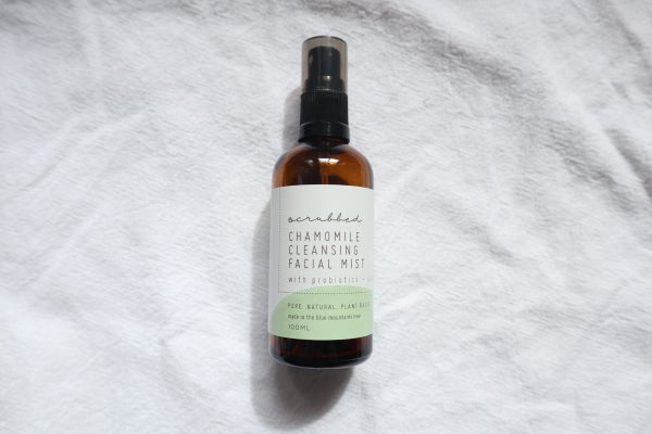 Image of Chamomile Cleansing Facial Mist With Probiotics and Aloe