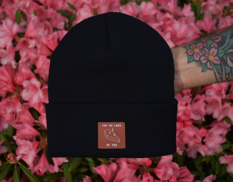 """Image of """"Coffin"""" Beanie"""