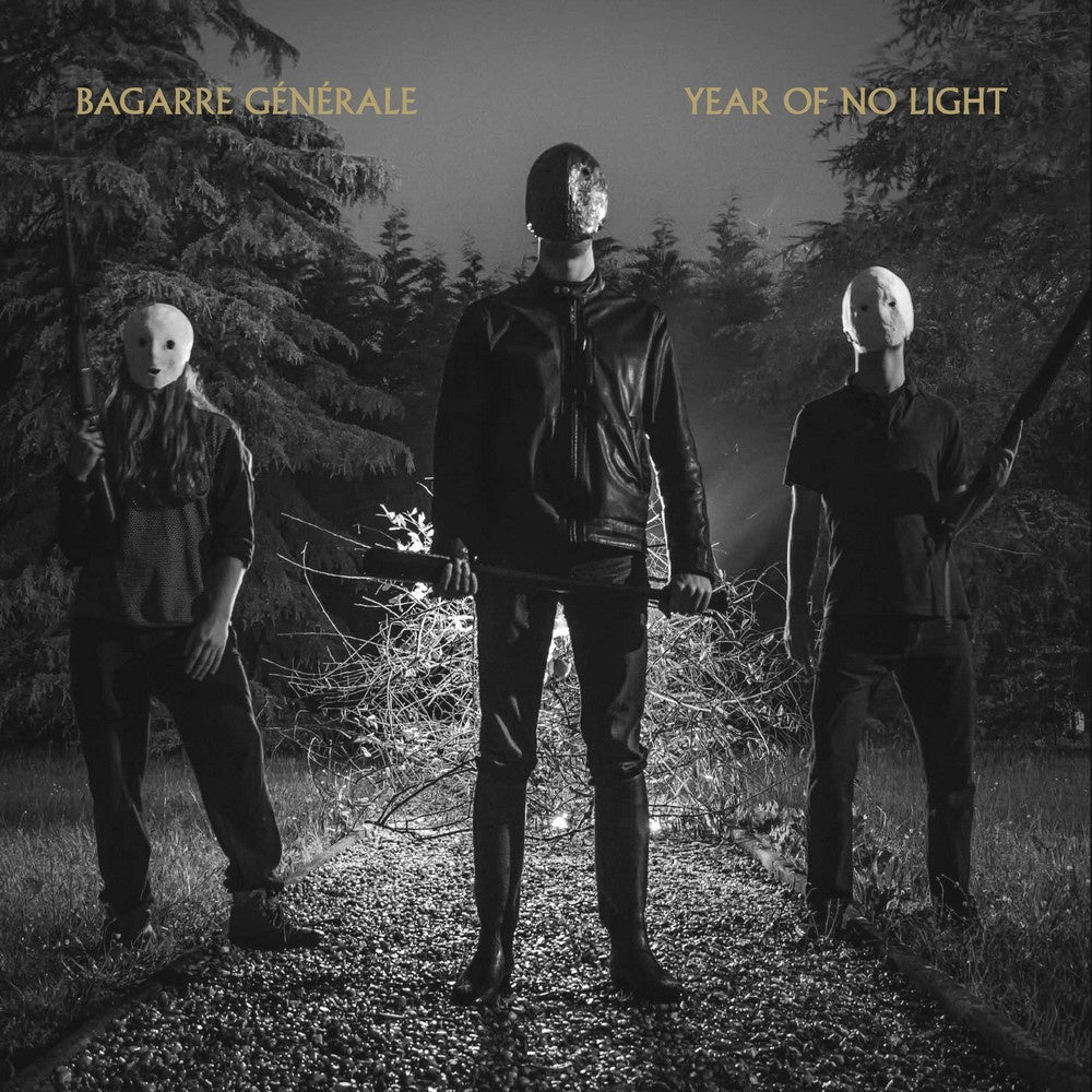 YEAR OF NO LIGHT & BAGARRE GÉNÉRALE - Split / VINYL LP