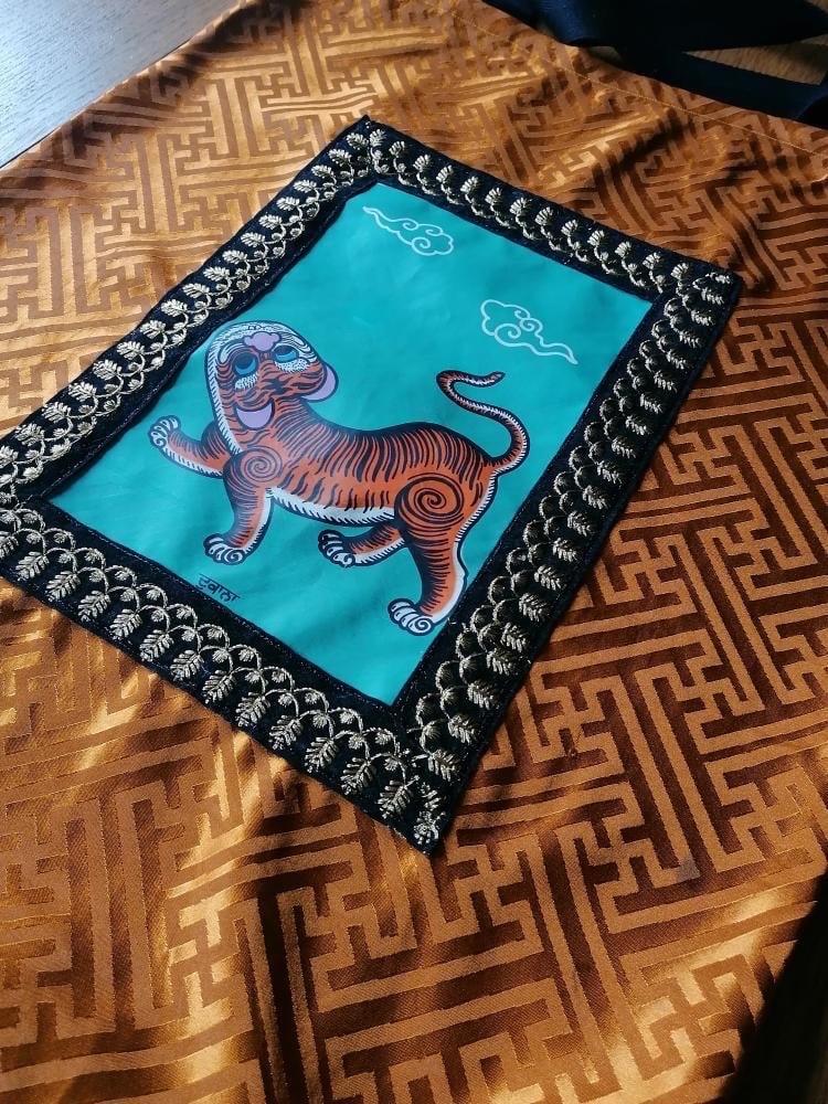 Image of Indian Tiger / Sayagata Tote Bag