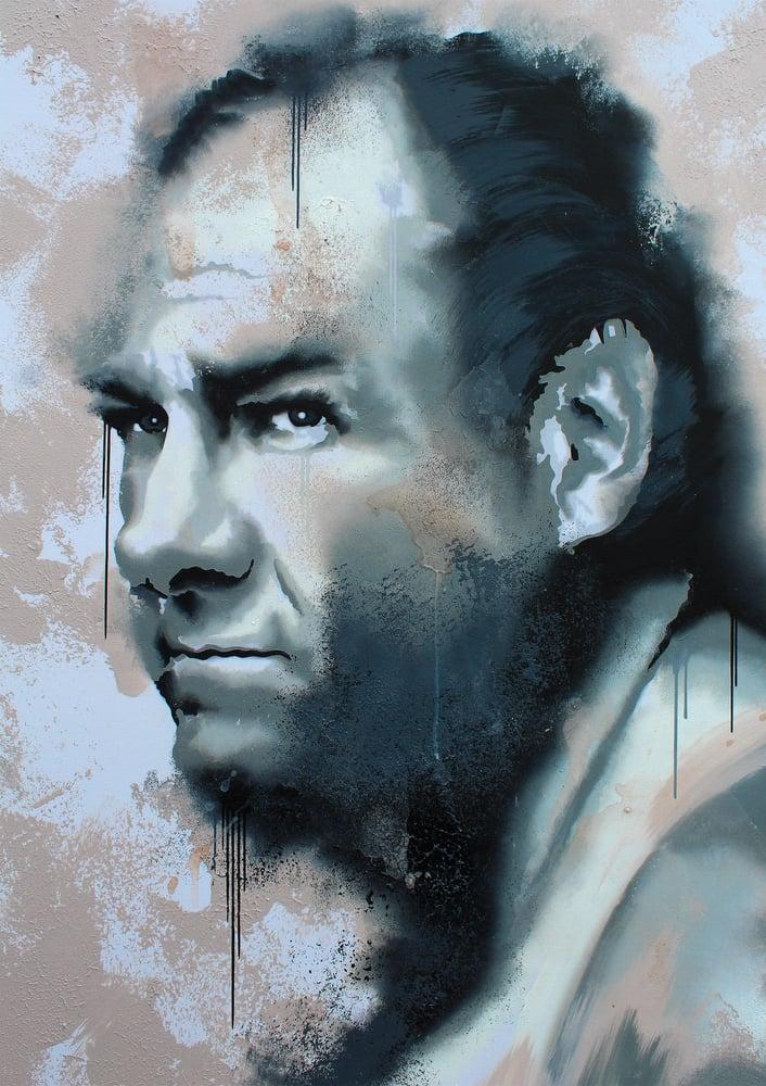 Image of Tony Soprano ll (Limited Edition Print)