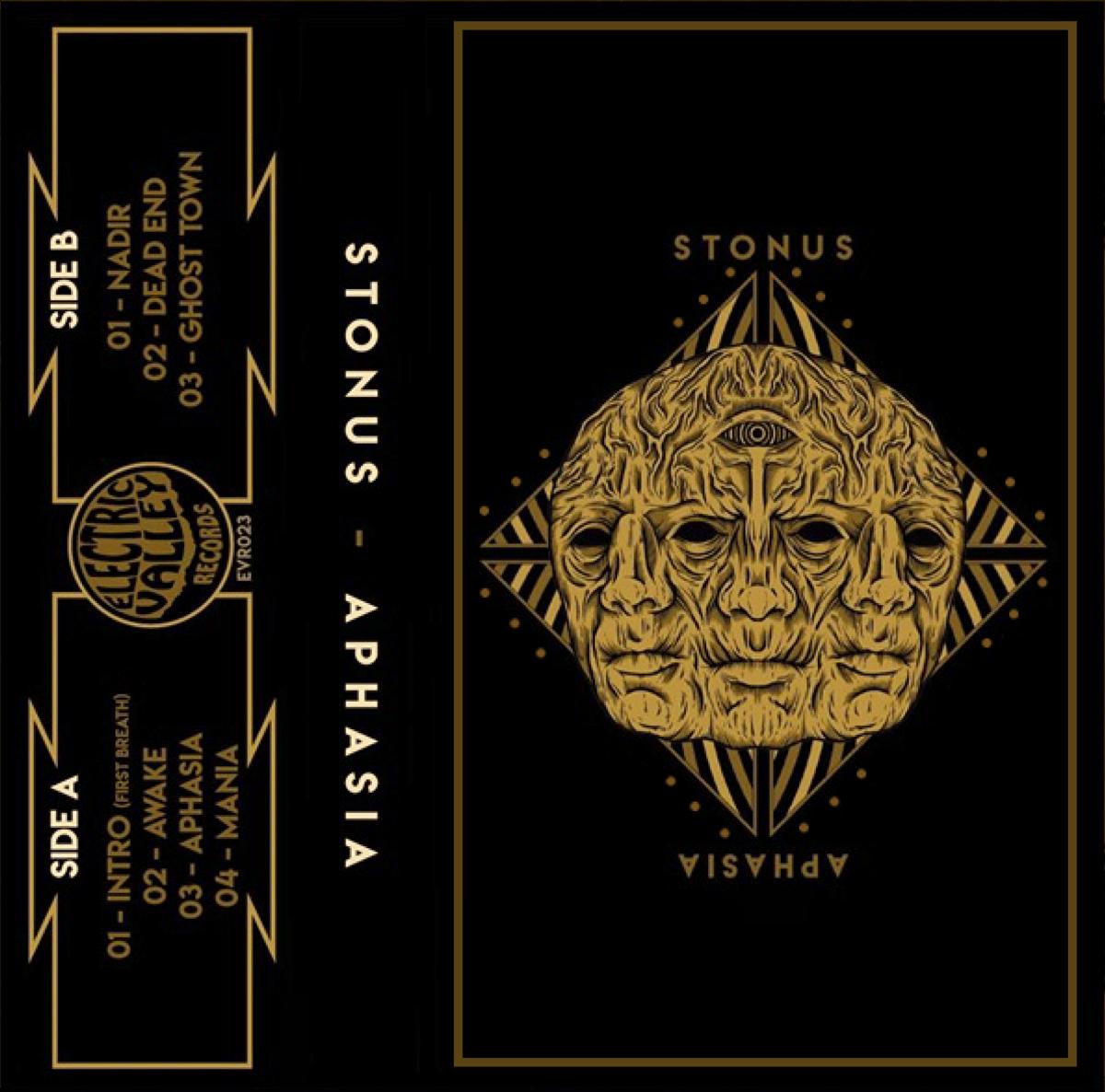 Image of STONUS - APHASIA Cassette