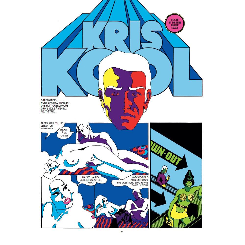 KRIS KOOL (french language version)