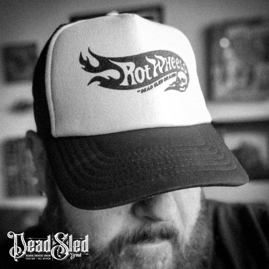 Image of Rot Wheels Trucker Cap