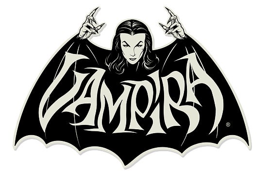 Image of VAMPIRA® Bat high quality vinyl sticker