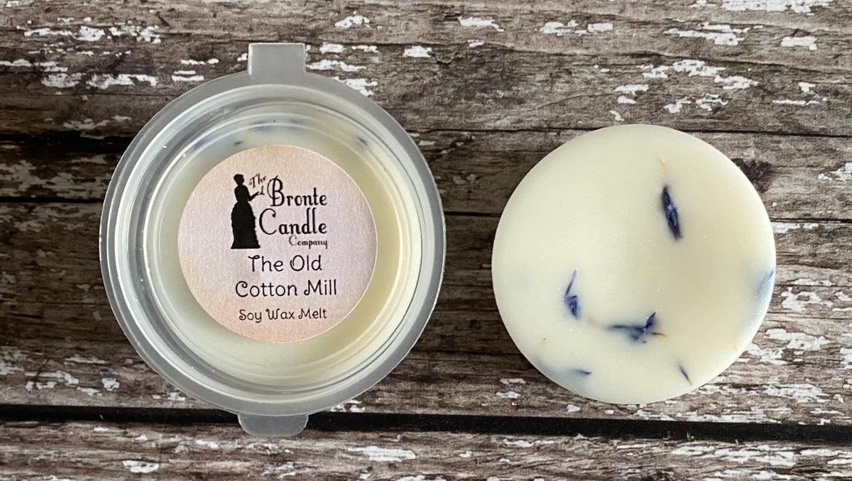 Image of The Old Cotton Mill Soy Wax Mini Melt Pot