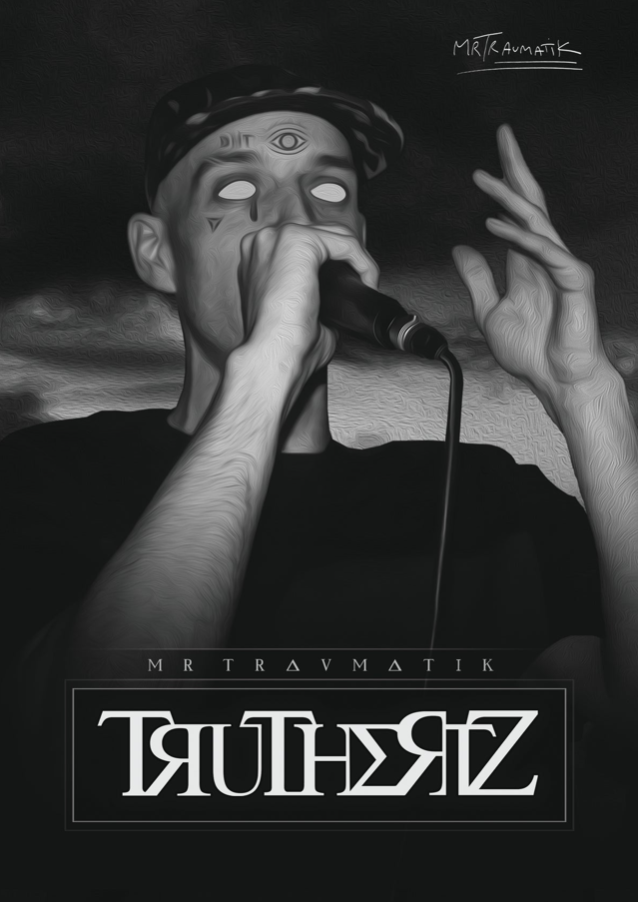 Image of Truthertz - Signed Poster