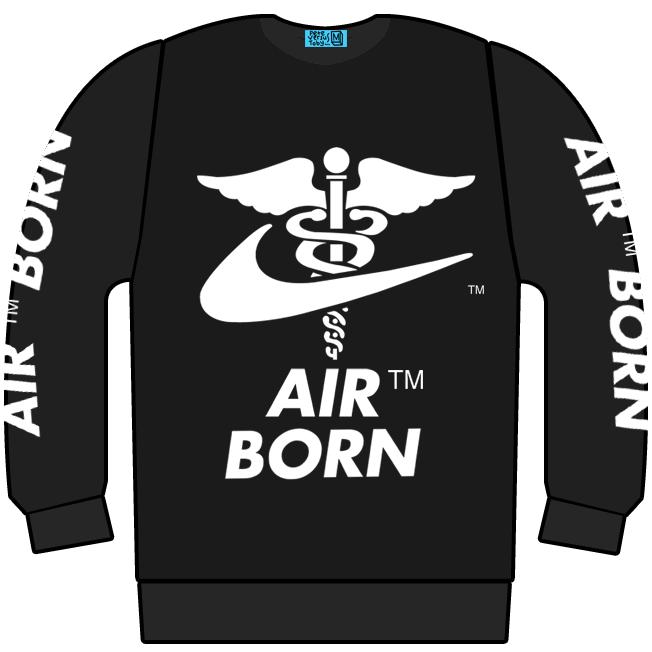 Image of AIR BORN JUMPA