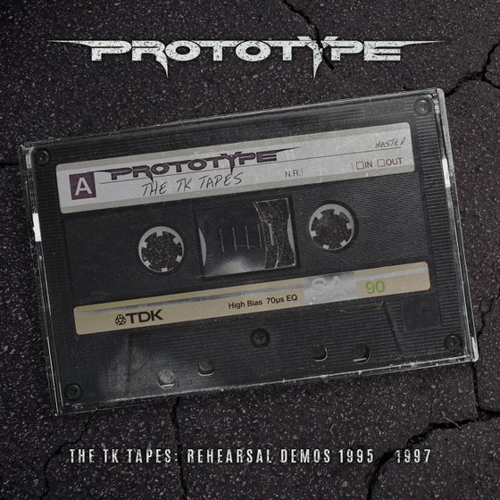 Image of Prototype - The TK Tapes: Rehearsal Demos 1995-1997 (Digital)