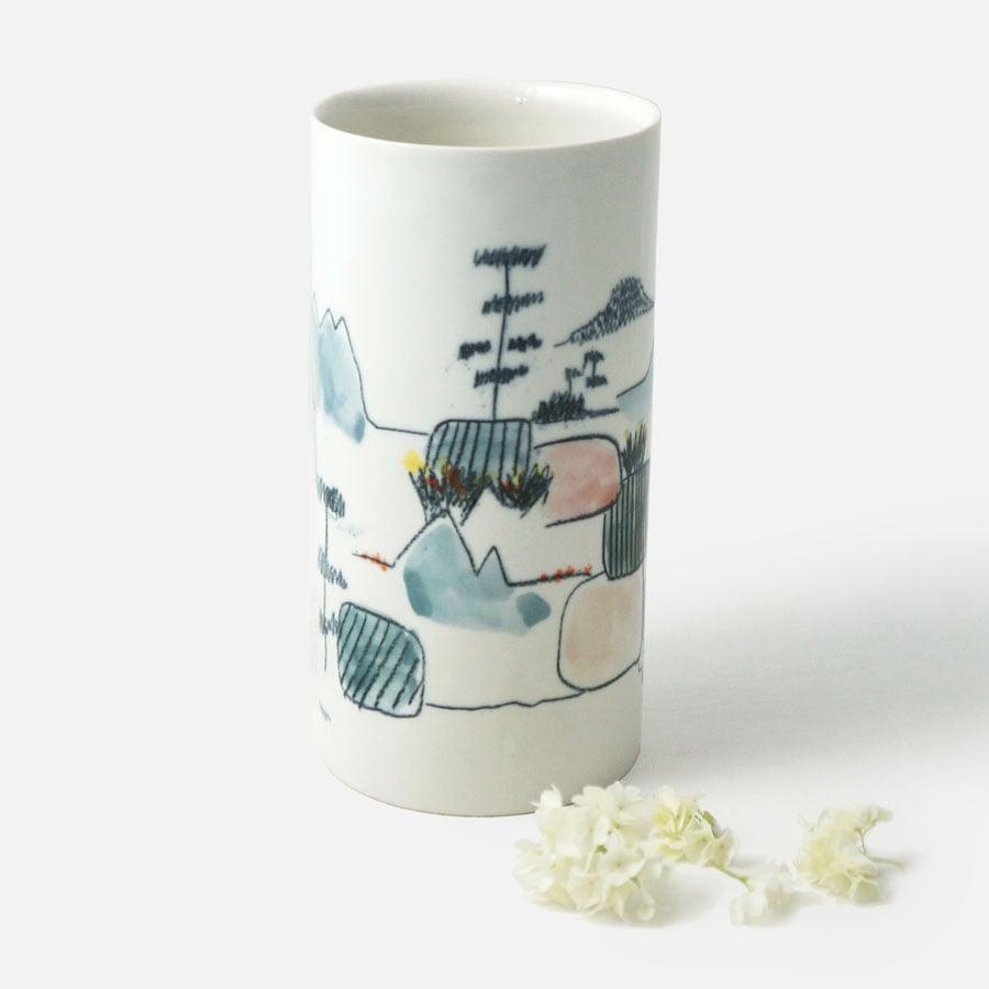 Vase Spring#01