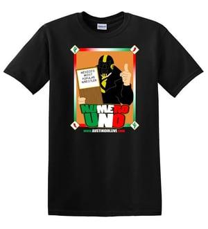 "Image of AUSTIN IDOL'S FAMOUS ""NUMERO UNO"" TEE SHIRT!"