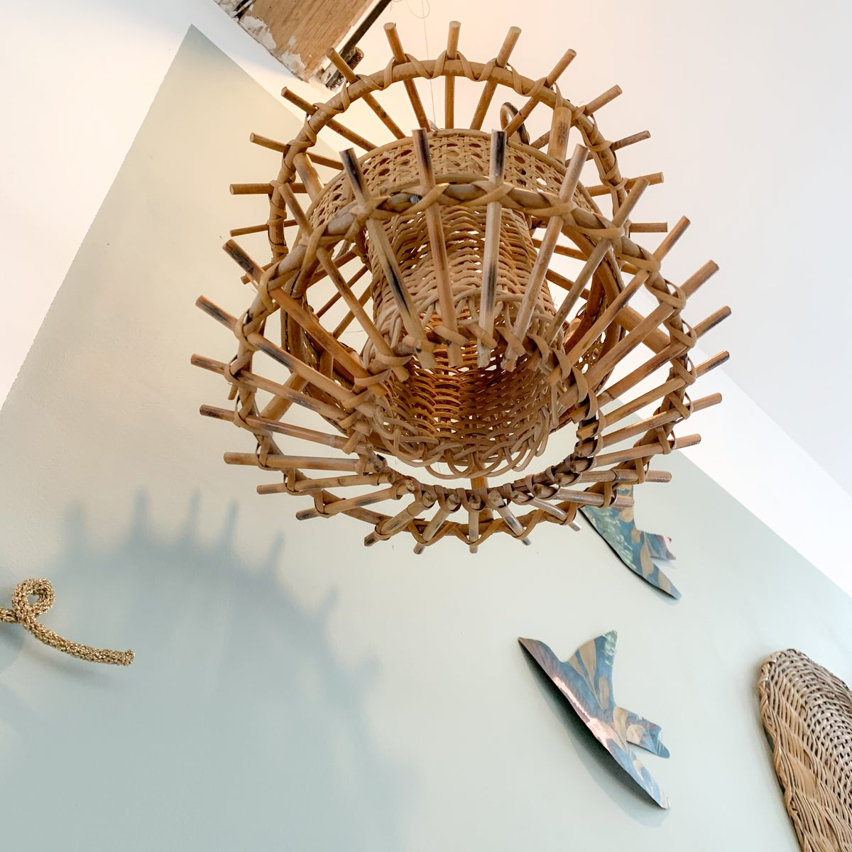 Image of Suspension Osier Light