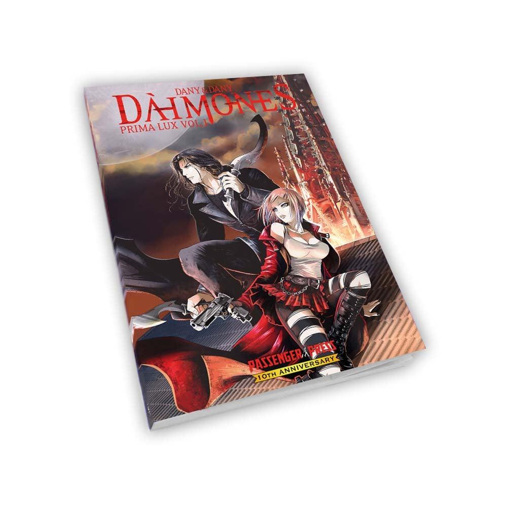 DÀIMONES - PRIMA LUX Vol.1