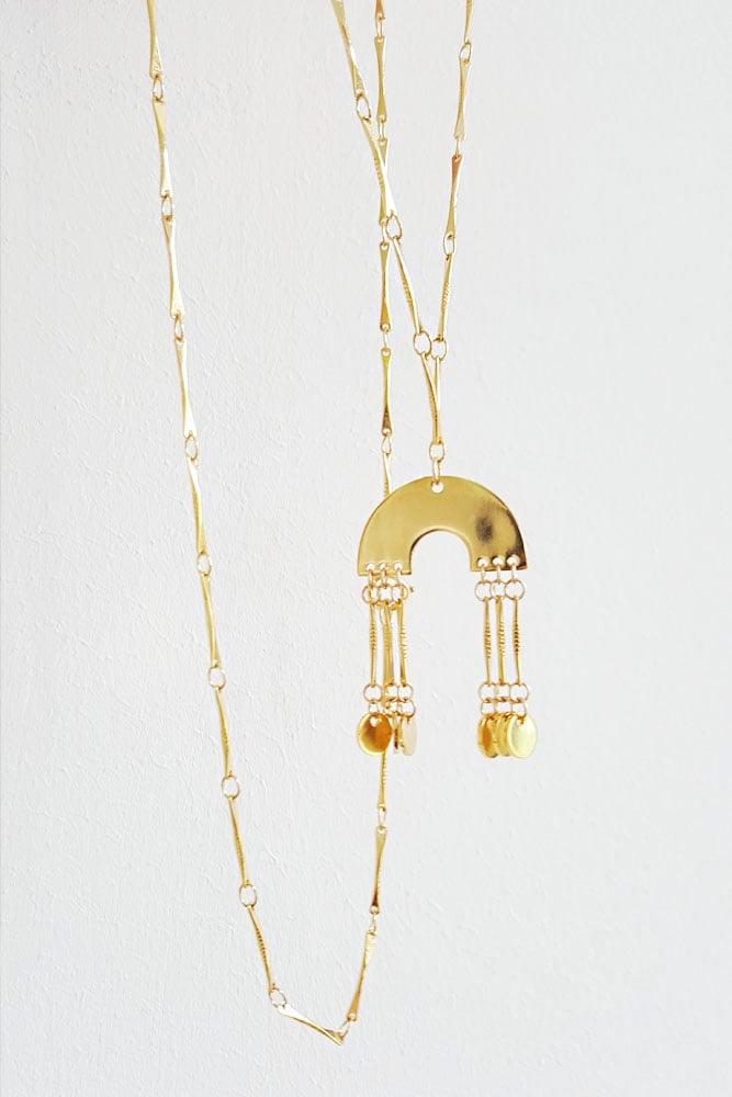 Image of SMAHI / long necklace