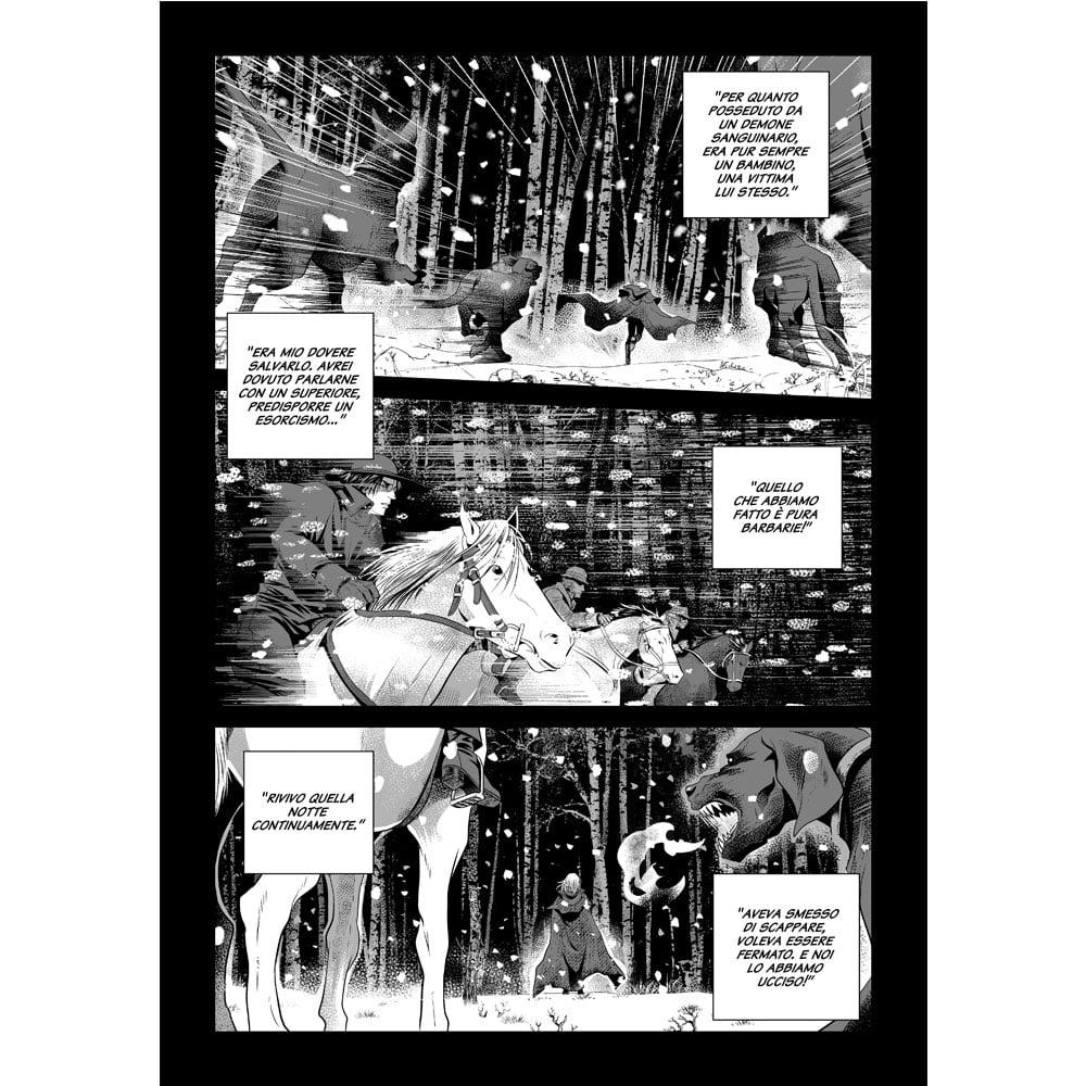 DÀIMONES - PRIMA LUX Vol.2