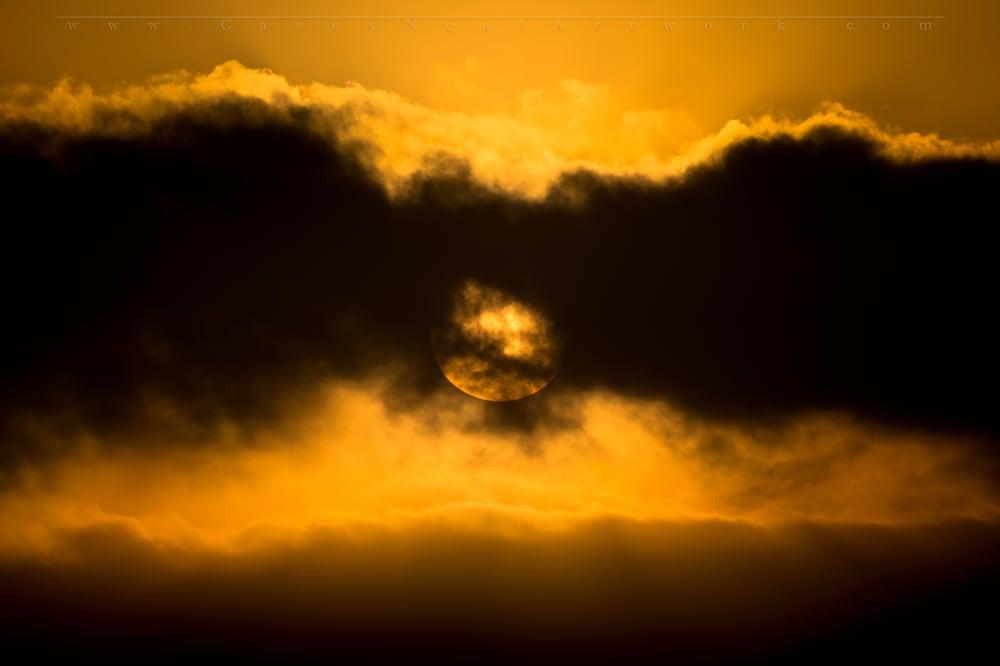 Image of Desert Sunset