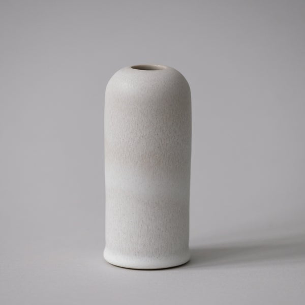 Image of MINI UNIKA IN FROSTED WHITE GLAZE
