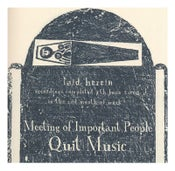 "Image of ""Quit Music"" EP (2010)"