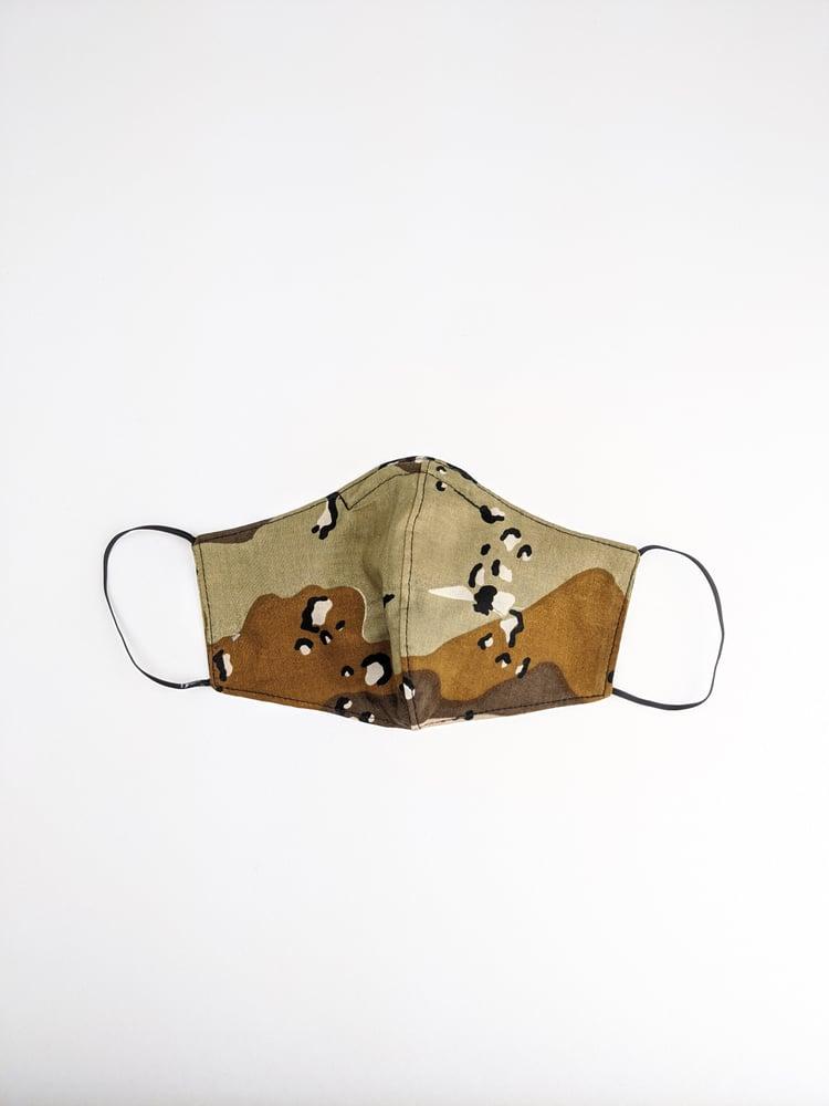 Mask * Desert Camo