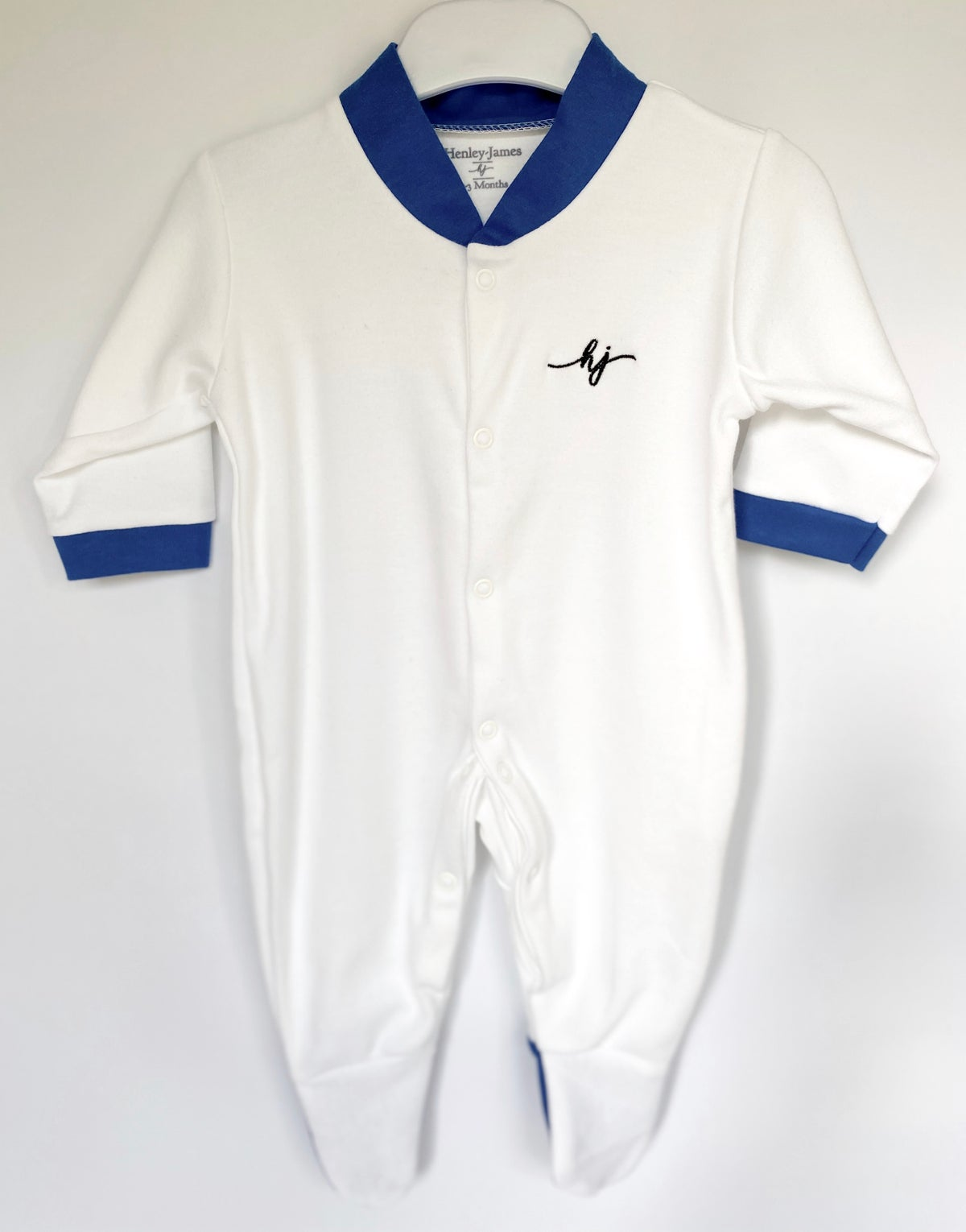 Trimmed Sleepsuits