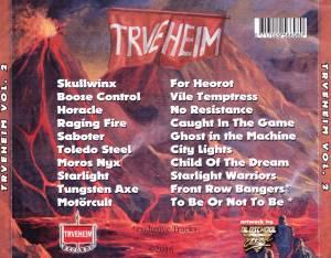 Trveheim Volume 2 Compilaton CD