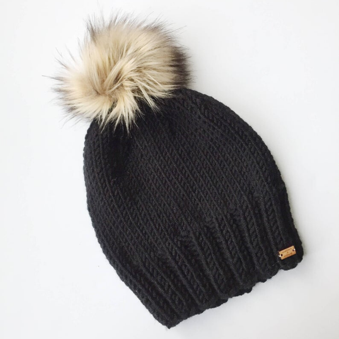Image of Campfire Beanie Knitting Pattern