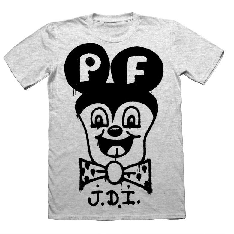 Image of PF x JDI Limited edition grey