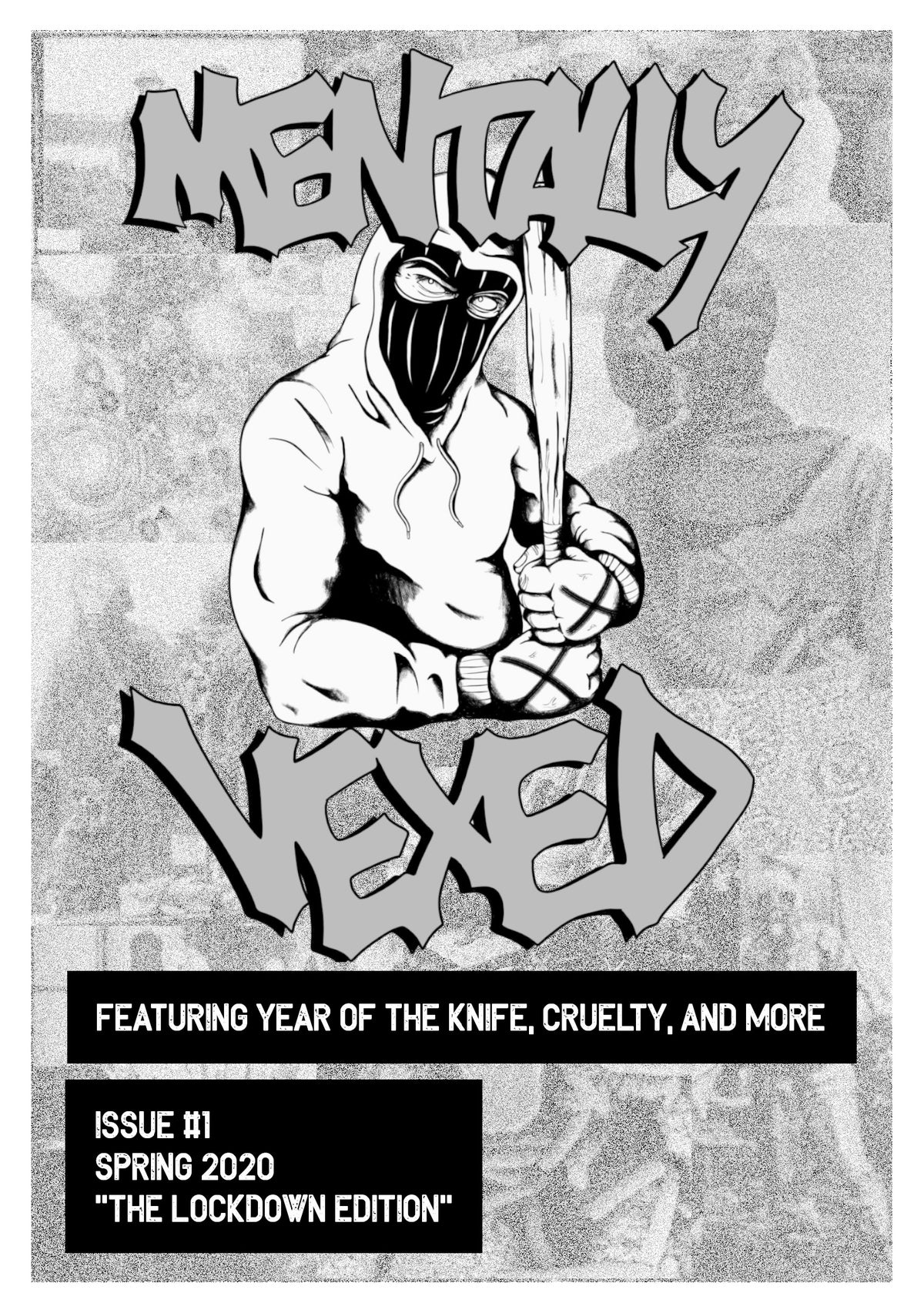 MENTALLY VEXED ISSUE #1 - FREE DIGITAL DOWNLOAD