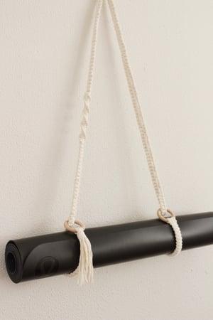 Image of Yoga mat strap