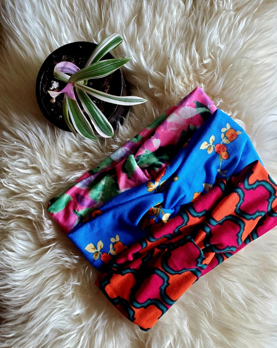 Image of Crown Box [Recycled Turban Headband]