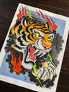 """Pinky Yun study 3"" original watercolor painting"