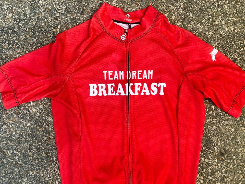 Breakfast Collabo' Staple Fit TDBT Jerseys