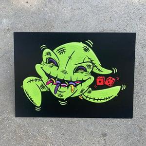 """Image of Oogie 5x7"""" Print"""