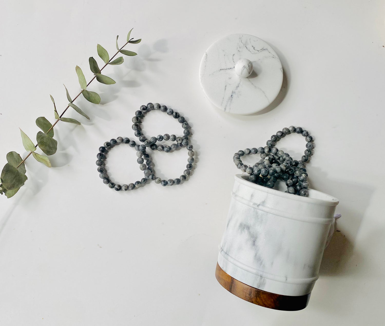 Image of Labradorite Gemstone Bracelet