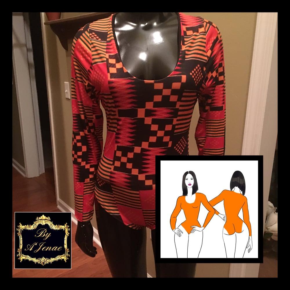 Image of 1pc Bodysuit/Swimsuit