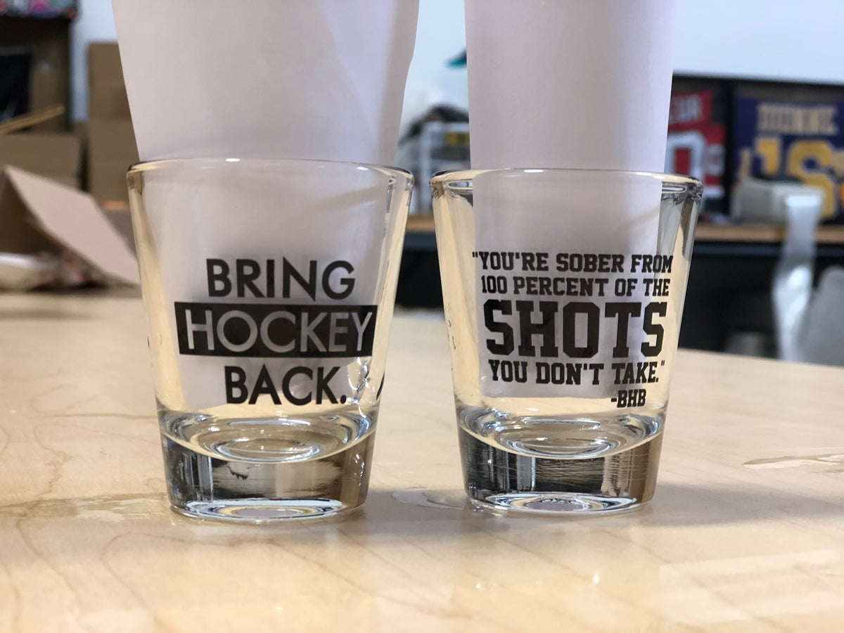 BHB shot glass pack [shipping included]