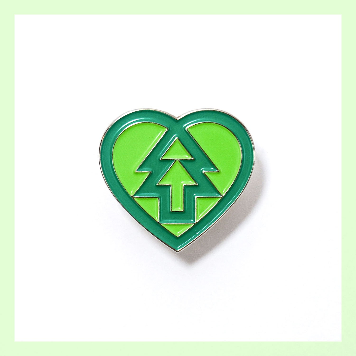 Image of Jolby Treeheart Pin